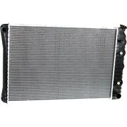 Radiator For 88-91 Chevy C/k Full Size P/up 81-91 Suburban W/o Eng. Oil Cooler