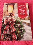 Holiday Boxed Christmas Cards W/ Envelopes 14 Cards One Design Brand New