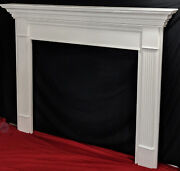 Fireplace Mantel Surround - Wood Mantels And Surrounds Custom Built To Any Size