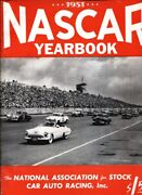 Nascar Yearbook 1951-extremely Rare-high Grade Copy-auto Racing