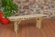 Aandl Furniture Co. Blue Mountain Series Wildwood Benches - 6 Sizes And 4 Finishes