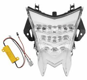 Bikemaster Integrated Taillight Clear Lens Tzbmw-302-int