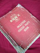Buick Roadmaster Chassis Parts Book 1936 To 1957