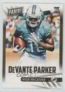 2015 Nfl Player Of The Day Rookies Decoy Thick Stock Devante Parker Rc-7 Rookie