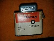 1969-73 Buick Horn And Speedometer Safety Buzzer Relay Nos 1115879
