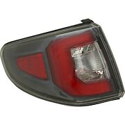 23236014 Gm2804113 New Tail Light Lamp Driver Left Side Lh Hand Gmc Acadia 13-16