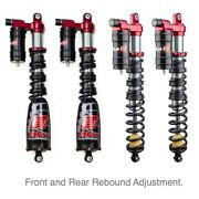 Elka Suspension Legacy Series Plus Front And Rear Shocks Polaris Outlaw 525 Irs