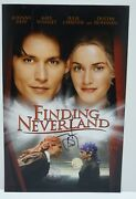 Johnny Depp Signed Autographed Finding Neverland 12x18 Photo Bas Certified 1 F7