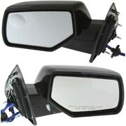Mirror For 2015-2018 Chevrolet Tahoe Set Of 2 Driver And Passenger Side