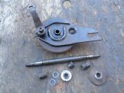 1960 Harley Davidson Topper Rear Brake W/ Shoes And Rear Axle
