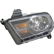 New Headlight Lamp Driver Left Side Lh Hand Fo2502276 Ar3z13008d Coupe Mustang