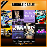 Dirty House Bundle - Tools For House And Electro Music Production [dvd Non Box]