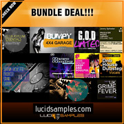 Ukg Bundle 10 In 1 - Tools For Uk Garage And House Music Production [dvd Non Box]