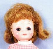 Vintage Betsy Mccall Doll Hard Plastic American Character 8in. Recess Dress 1959