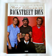 Best Of Backstreet Boys Super Vocalist Series Japan Vocal And Piano Score Book '08