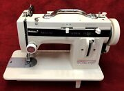 Industrial Strength Sewing Machine Heavy Duty Upholstery And Leather +walking Foot