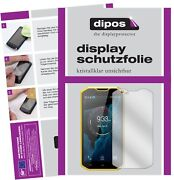 2x Screen Protector For Kenxinda W8 Protection Crystal Clear Dipos