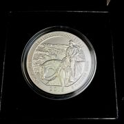 2016 P America The Beautiful Theodore Roosevelt 5 Ounce Silver Coin