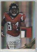 2012 Certified Materials Mirror Gold Prime /15 Roddy White 44