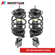 2pcs Complete Shocks Struts Assembly For Gmc Acadia Chevy Traverse 172518