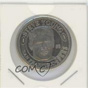 1996 Pinnacle Mint Collection Coins Nickel Steve Young 6 Hof