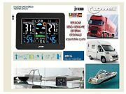 Lowell Jd9516 Barometric Station Radio Controlled A Colours Boat Home Camper