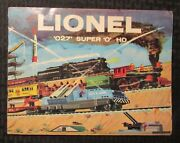 1959 Lionel Model Trains And Accessories 56pg Catalog Vg 4.0 027 Super O Ho