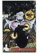 Silver Surfer 50 3rd Printing 1991- Thanos- Marvel Foil Cover Nm-
