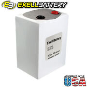 Exell Battery 493a 300v Alkaline Replaces Eveready Er493 Neda 722 Fast Usa Ship