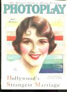 Photoplay Magazine May 1929- June Collyer - Janet Gaynor - Marion Davies