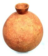 Art African Arts First Archaeology - Pottery Bura On Base - 34 Cms