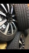 Touren 17 Inch Wheels And Tires. 225/45r- 17. 4 Used, Like New Great Condition
