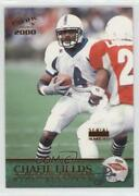 2000 Pacific Copper Non-numbered Chafie Fields 415 Rookie