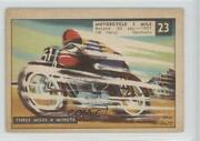 1954 Parkhurst Race Against Time Motorcycle 23