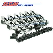 Stainless Steel Roller Rocker Arms 1.73 Ratio Fits Ford 351c 351m 400 429 460