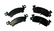 D52 Replacement Brake Pads For A Body Disc Brake Conversion