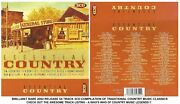 Best Greatest Country Music Hits 3cd - Campbell Fender Rogers Earle Twitty Gill