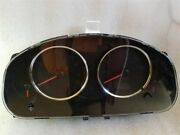 Speedometer Instrument Cluster No Tpms No Washer Light Fits 04 Mazda 6 14940