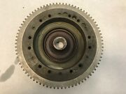Johnson Evinrude Flywheel 581006 For 85hp - 125hp 1972 Models And Others. Used /