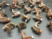 Vw Aircooled Bus Middle Seat Clamps 66-79