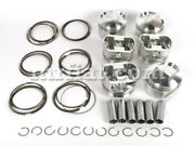 Fiat Dino 2000 Forged Piston Set 2nd Oversize 87.0c High Compression New