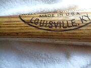 Frank Robinson Game Use Bat Signed With Inscription 586 Hrand039s