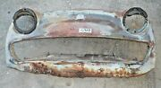 Used Oem ... And03957 - And03962 Triumph Tr3a - Tr3b Front Apron Assembly G969