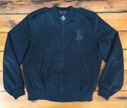 Neptune Harrington Rotc Us Navy Poly Wool Removable Thinsulate Jacket Mens 42r