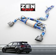 Audi Rs3/ttrs Valved Exhaust System Zen-rage Catback 2015 To 2020