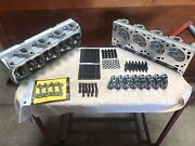 Ford Top End Kit 429 460 557 532 New Aluminum Cylinder Heads .750 Lift 95cc