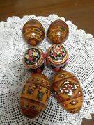 Russian Hand Painted Egg