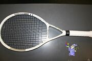 Wilson Ncode N1 115   L5 4 5/8   New String And Grip   Used   Usa Ship