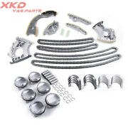 3.0t V6-engine Timing Components Pistons Repair Kit For Audi A5 A6 A7 A8 Q5 Q7