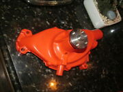 67 Water Pump C57 396 427 435hp Vette And 396 Camaros And Chevelles 284 Redone